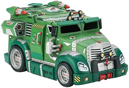 Teenage Mutant Ninja Turtles: Battle Shell Armored Attack Truck