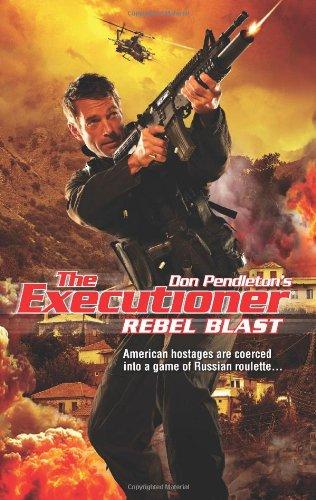 book cover of Rebel Blast