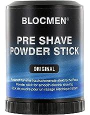 BLOCMEN Originele Pre Shave Powder Stick New 60 g