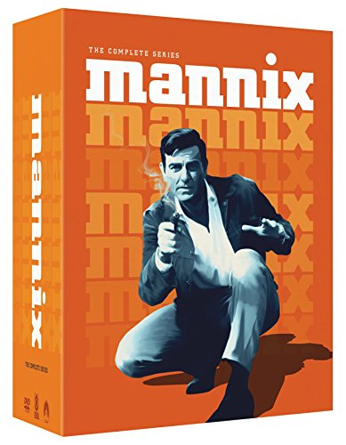 Mannix: The Complete Series by Paramount Home Entertainment