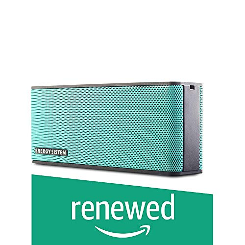 (Renewed) Energy Sistem Music Box B2 Bluetooth Speaker (Mint)
