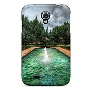 New Design On PPgfdAA7993VQDjA Case Cover For Galaxy S4