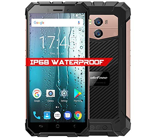 separation shoes 5ea45 6c0ca Rugged Cell Phone Ulefone Armor X, Rugged Phone Unlocked Dual Sim 3G  5.5inch 18:9 Full Screen Quad Core Android 8.1 2GB RAM 16GB ROM 13MP NFC  IP68 ...