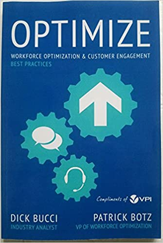 Optimize Workforce Optimization Customer Engagement Best Practices