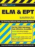 CliffsTestPrep ELM & EPT