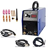 TIG/ MMA/ Arc/ Stick Welding Machine-Tosense ITS200 2in1 Stainless/ Carbon Steel Welding Equipment 110/220V