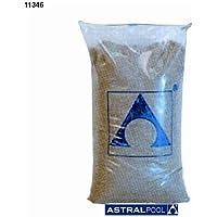 AstralPool - (11346) 3.0-5.0Mm Gravier de quartz pour filtres à sable 25Kg - 11346-quarzo