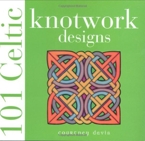 101 Celtic Knotwork Designs (Knotwork Design)