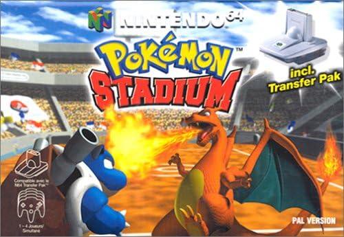 Pokémon Stadium + Transfer Pak: Amazon.es: Videojuegos