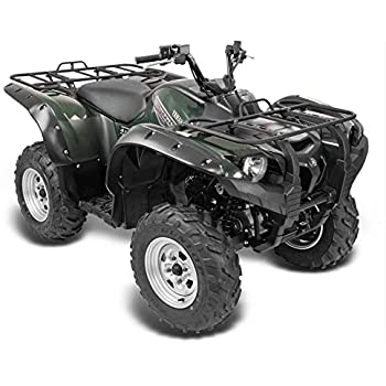 Quadboss Fender Protectors for 08-10 Yamaha GRIZZLY7E Wrinkle