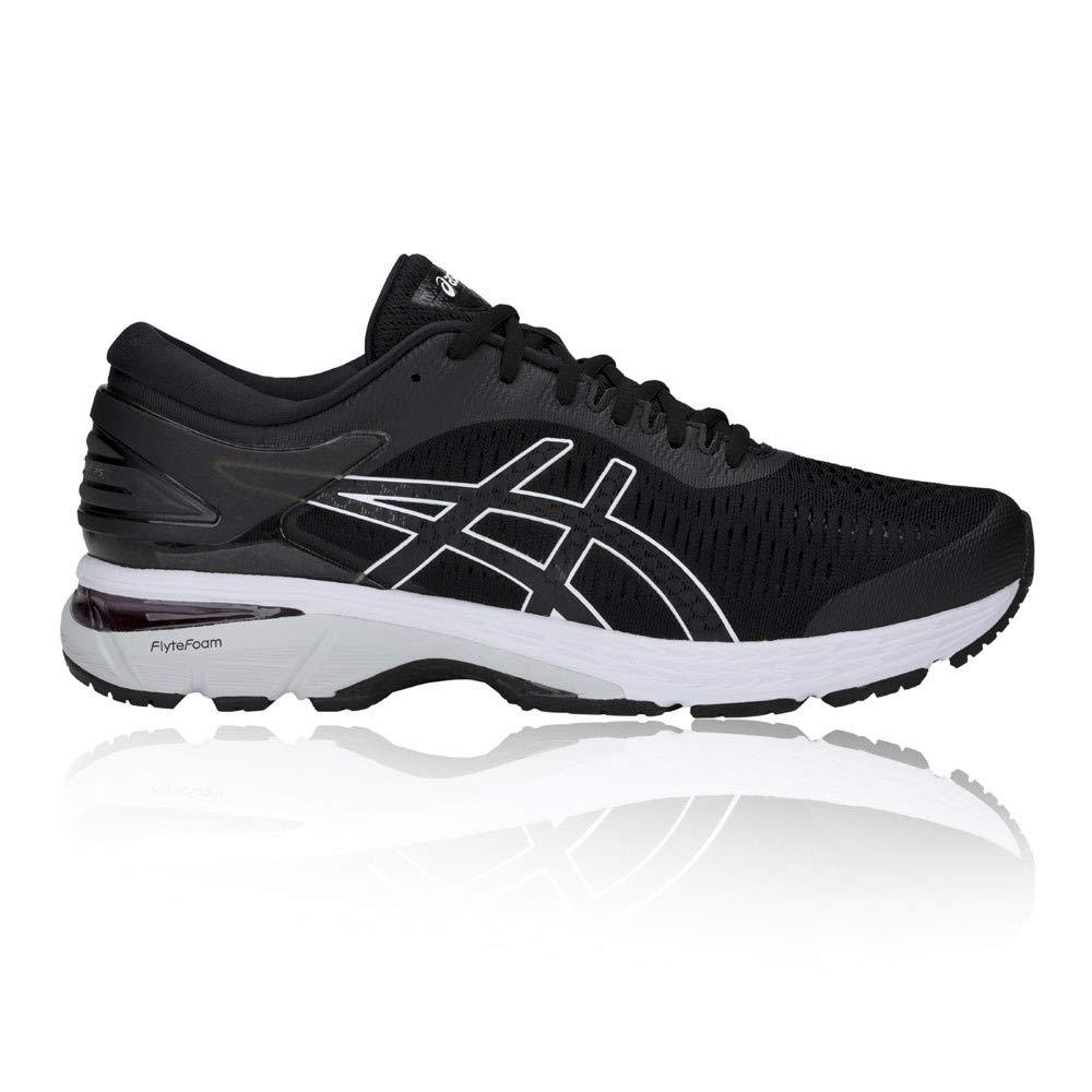 ASICS Men Gel-Kayano 25 Stability correrening sautope correrening sautope nero - Dark grigio 11