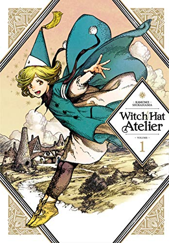 Witch Hat Atelier 1