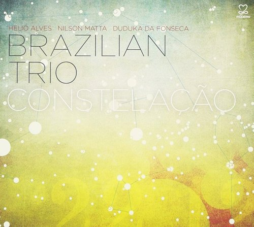 CD : Brazilian Trio - Constelacao (Digipack Packaging)