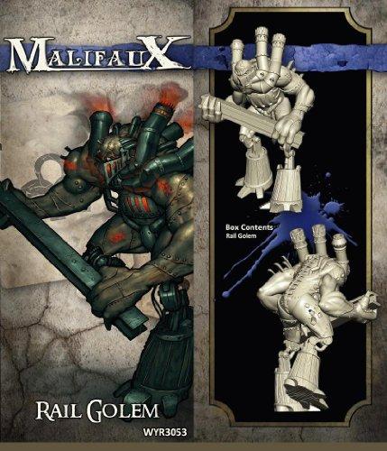 Malifaux Rail Golem