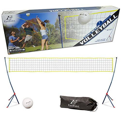 Portable Tripod Volleyball Net