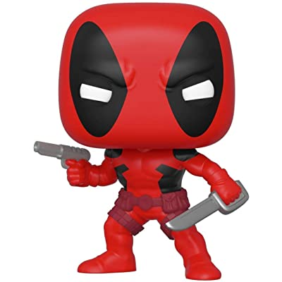 Funko Pop! Marvel: First Appearance - Deadpool: Toys & Games