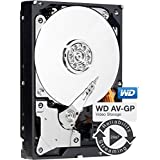 WD AV-GP 500 GB AV Hard Drive: 3.5 Inch, SATA II, 32 MB Cache (WD5000AVDS) (Old Model)