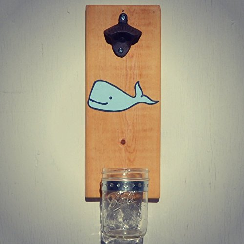 fish wall mount bottle opener - 6