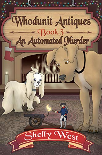 An Automated Murder (A Whodunit Antiques Cozy Mystery Book 3) ()