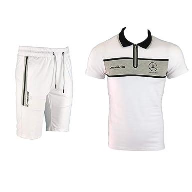 Furia Rossa - Conjunto de Pantalones Cortos y Polos para Hombre ...