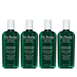 GiGi No Bump Skin Smoothing Topical Solution with Salicylic Acid for Ingrown Hair, Bumps, and Razor Burns, 4 oz (4 Pack) For Sale