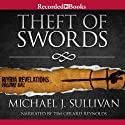 Theft of Swords: Riyria Revelations, Volume 1 Audiobook by Michael J. Sullivan Narrated by Tim Gerard Reynolds
