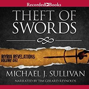 Theft of Swords Audiobook