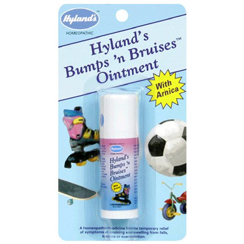 Hyland's Bump 'n Bruises Ointment with Arnica, 0.26-Ounce (8 g) (Pack of 3)