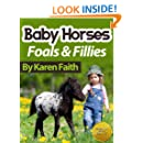 Baby Horses! – A Children's eBook For Bedtime.