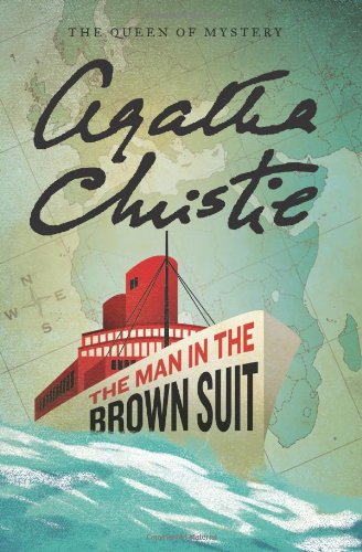 Book cover for The Man in the Brown Suit