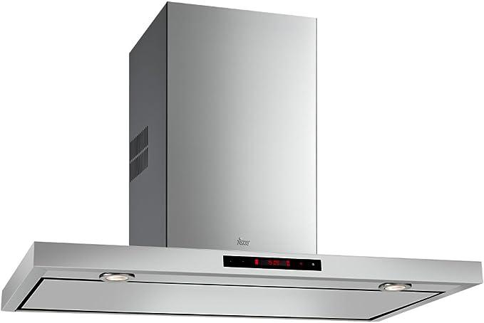 Teka DPS 90 SLIM - Campana Decorativa Dps 90 Slim De Aspiración Perimetral: Amazon.es: Grandes electrodomésticos