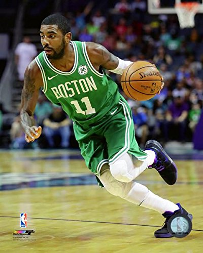 9259d362824c Amazon.com  Kyrie Irving Boston Celtics NBA Action Photo (Size  16
