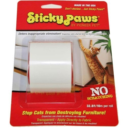 Sticky Paws Scratch Control Strips