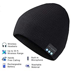 Bluetooth Beanie Hat as Gifts