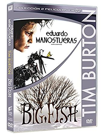 Col. Tim Burton Eduardo Manostijeras / Big Fish DVD: Amazon.es ...