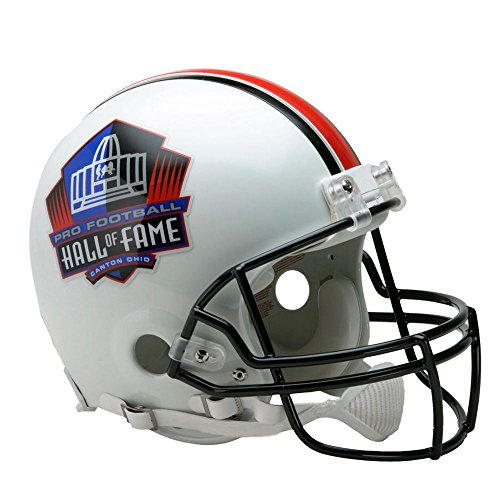 Hall of Fame Officially Licensed NFL Proline VSR4 Authentic Football Helmet by Riddell