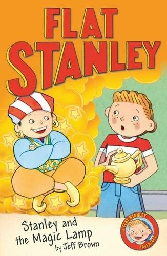 Download Stanley and the Magic Lamp (Stanley Lambchop Adventure) pdf