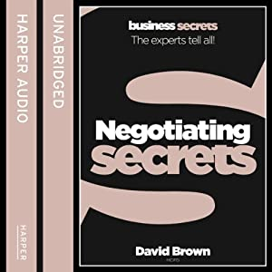 Negotiating Audiobook