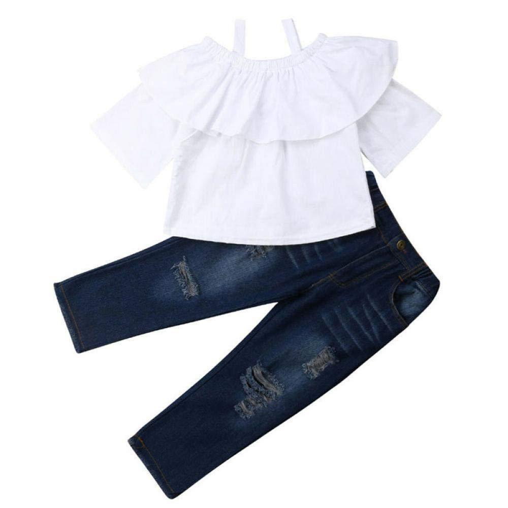 Losan Girls Clothing Set