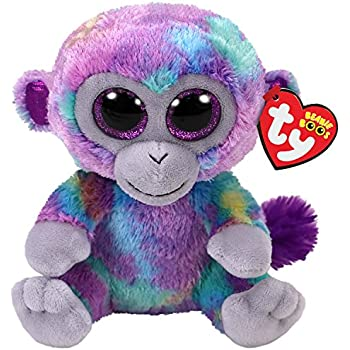75ceb3e0606 Amazon.com  Ty Beanie Boos Blueberry Monkey 6