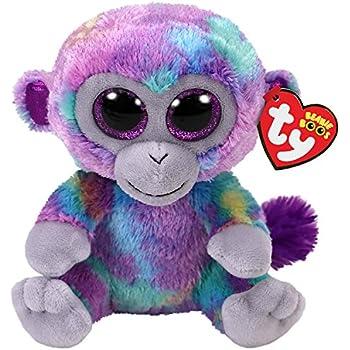 3e9e6c37640 Amazon.com  Ty Beanie Boos Blueberry Monkey 6