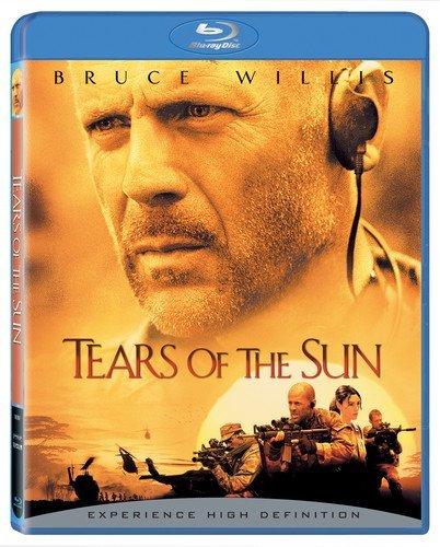 2003 Team Usa Track - Tears of the Sun [Blu-ray]