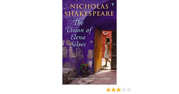 the vision of elena silves shakespeare nicholas