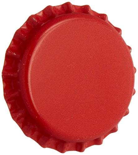 Beer Bottle Crown Caps - Oxygen Absorbing for Homebrew - 144 pcs.