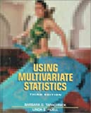 Using Multivariate Statistics, Barbara G. Tabachnick and Linda S. Fidell, 0673994147