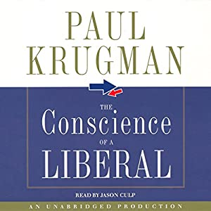 The Conscience of a Liberal Audiobook