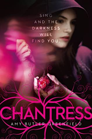 book cover of Chantress