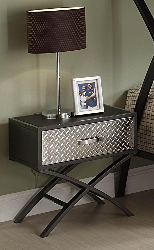 Spaced Out 1 Drawer Nightstand