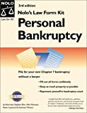 Personal Bankruptcy, Stephen Elias and Robin Leonard, 0873375467