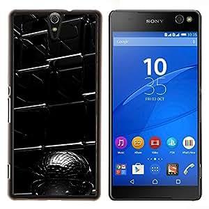EJOOY---Cubierta de la caja de protección para la piel dura ** Sony Xperia C5 Ultra ** --Resumen Cubo
